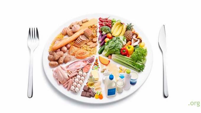 Сбалансированное питание против морщин после 40 лет